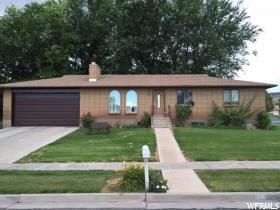 Home for sale at 697 N 300 East, Richfield, UT  84701. Listed at 206900 with 5 bedrooms, 3 bathrooms and 2,728 total square feet