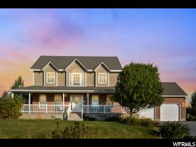 Home for sale at 310 W Hardscrabble Rd, Morgan, UT 84050. Listed at 449000 with 4 bedrooms, 3 bathrooms and 4,484 total square feet