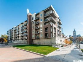 Home for sale at 350 S 200 East #606, Salt Lake City, UT  84111. Listed at 250000 with 1 bedrooms, 1 bathrooms and 763 total square feet