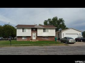 Home for sale at 2410 S 325 West, Clearfield, UT 84015. Listed at 180000 with 4 bedrooms, 2 bathrooms and 1,888 total square feet