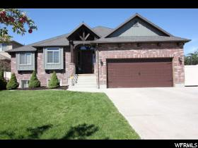 Home for sale at 1592 E 925 South, Clearfield, UT 84015. Listed at 399000 with 6 bedrooms, 3 bathrooms and 3,810 total square feet