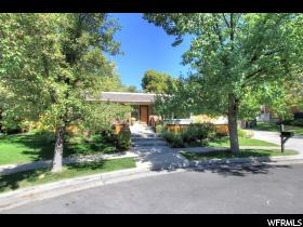 Home for sale at 2019 E Aldo Cir, Salt Lake City, UT  84108. Listed at 649900 with 3 bedrooms, 2 bathrooms and 2,656 total square feet