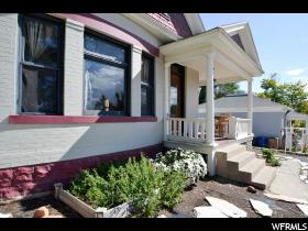 Home for sale at 120 N L St, Salt Lake City, UT 84103. Listed at 599900 with 4 bedrooms, 3 bathrooms and 2,610 total square feet