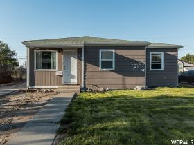 Home for sale at 4350 W 5655 South, Kearns, UT 84118. Listed at 169999 with 3 bedrooms, 2 bathrooms and 1,050 total square feet