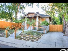 Home for sale at 1218 E Wood Ave, Salt Lake City, UT  84105. Listed at 369500 with 4 bedrooms, 2 bathrooms and 1,560 total square feet