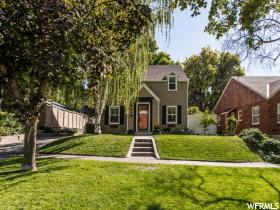 Home for sale at 32 N O St, Salt Lake City, UT 84103. Listed at 529500 with 4 bedrooms, 3 bathrooms and 2,136 total square feet