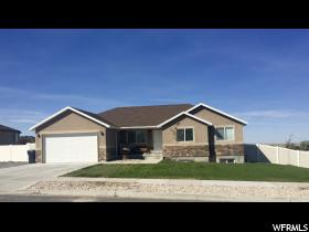 Home for sale at 664 W Cherry Ridge Ct, Grantsville, UT 84029. Listed at 239900 with 3 bedrooms, 2 bathrooms and 3,027 total square feet