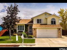 Home for sale at 4880 S 3425 West, Roy, UT  84067. Listed at 229900 with 3 bedrooms, 2 bathrooms and 2,027 total square feet