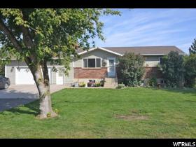 Home for sale at 195 E 100 South, Hyrum, UT 84319. Listed at 199900 with 4 bedrooms, 2 bathrooms and 2,288 total square feet