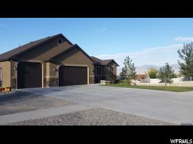 Home for sale at 23 E Verls Ln, Grantsville, UT 84029. Listed at 375500 with 6 bedrooms, 3 bathrooms and 3,114 total square feet