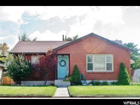 Home for sale at 630 E Aaron Ave, Springville, UT  84663. Listed at 199900 with 3 bedrooms, 2 bathrooms and 1,912 total square feet
