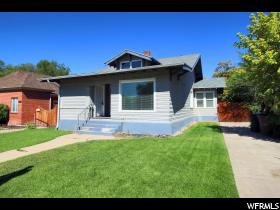 Home for sale at 657 E Warnock, Salt Lake City, UT  84106. Listed at 265000 with 4 bedrooms, 2 bathrooms and 1,818 total square feet