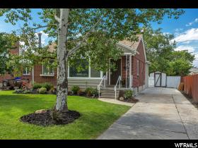 Home for sale at 2966 S 1400 East, Salt Lake City, UT  84106. Listed at 364900 with 3 bedrooms, 2 bathrooms and 2,024 total square feet