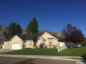 Home for sale at 215 S 470 West, Springville, UT  84663. Listed at 309900 with 4 bedrooms, 3 bathrooms and 2,182 total square feet