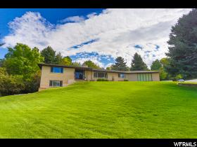 Home for sale at 1185 S Canyon Crest Dr, Bountiful, UT 84010. Listed at 444900 with 6 bedrooms, 4 bathrooms and 4,756 total square feet
