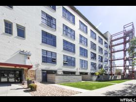 Home for sale at 159 W 300 South #101, Salt Lake City, UT  84101. Listed at 289000 with 1 bedrooms, 1 bathrooms and 857 total square feet