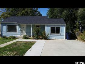 Home for sale at 26 S 500 East, Clearfield, UT 84015. Listed at 167500 with 4 bedrooms, 2 bathrooms and 1,555 total square feet