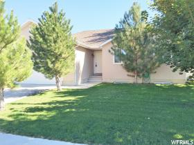 Home for sale at 1587 S 930 West, Payson, UT  84651. Listed at 249000 with 5 bedrooms, 3 bathrooms and 2,683 total square feet