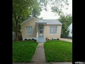 Home for sale at 1010 Oak St, Ogden, UT 84401. Listed at 142000 with 3 bedrooms, 1 bathrooms and 1,620 total square feet