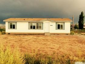 Home for sale at 7606 E 7200 South, Jensen, UT 84035. Listed at 137000 with 3 bedrooms, 2 bathrooms and 1,144 total square feet