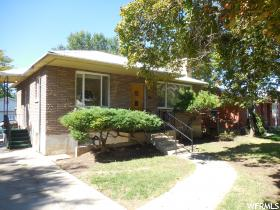 Home for sale at 565 Adams Ave, Ogden, UT 84404. Listed at 149900 with 3 bedrooms, 2 bathrooms and 1,836 total square feet
