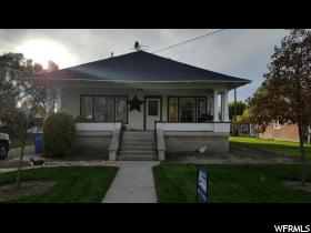 Home for sale at 138 S Main, Lewiston, UT  84320. Listed at 169900 with 4 bedrooms, 1 bathrooms and 2,424 total square feet