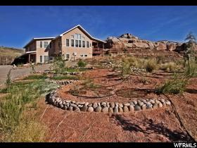 Home for sale at 111 W Calf Canyon Rd, Bluff, UT  84512. Listed at 724900 with 3 bedrooms, 3 bathrooms and 4,836 total square feet