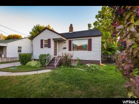 Home for sale at 730 E 2910 South, Salt Lake City, UT  84106. Listed at 254700 with 3 bedrooms, 2 bathrooms and 1,376 total square feet