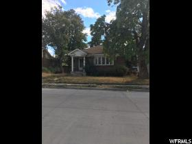 Home for sale at 1222 E Crandall, Salt Lake City, UT  84106. Listed at 150000 with 2 bedrooms, 1 bathrooms and 1,676 total square feet