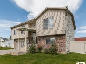 Home for sale at 385 N 360 West, Clearfield, UT 84015. Listed at 200000 with 3 bedrooms, 2 bathrooms and 1,530 total square feet