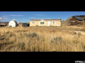 Home for sale at 1384 N Brush Creek Rd, Vernal, UT  84078. Listed at 179000 with 3 bedrooms, 2 bathrooms and 1,352 total square feet