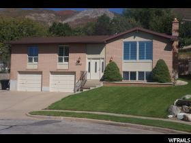 Home for sale at 801 S Mountain Side Dr, Farmington, UT  84025. Listed at 332000 with 4 bedrooms, 3 bathrooms and 2,173 total square feet
