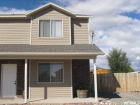Home for sale at 77 E 600 North, Vernal, UT  84078. Listed at 124900 with 3 bedrooms, 3 bathrooms and 1,443 total square feet