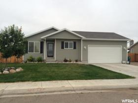 Home for sale at 1360 W 925 South, Vernal, UT  84078. Listed at 220000 with 5 bedrooms, 3 bathrooms and 2,378 total square feet