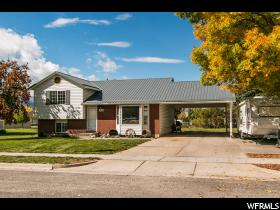 Home for sale at 325 E Rose Dr, Morgan, UT 84050. Listed at 260000 with 3 bedrooms, 2 bathrooms and 2,200 total square feet