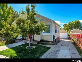 Home for sale at 522 E 8th Ave, Salt Lake City, UT  84103. Listed at 315000 with 3 bedrooms, 2 bathrooms and 1,500 total square feet