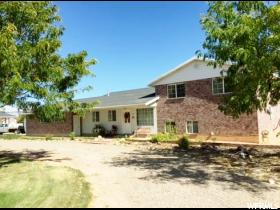 Home for sale at 300 N 100 East, Aurora, UT  84620. Listed at 235000 with 4 bedrooms, 3 bathrooms and 2,828 total square feet