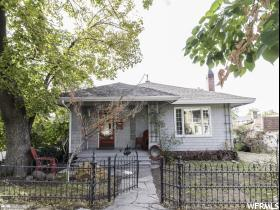 Home for sale at 222 Third Ave, Salt Lake City, UT  84103. Listed at 288000 with 2 bedrooms, 1 bathrooms and 1,212 total square feet