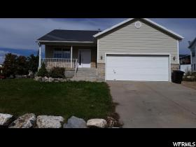 Home for sale at 497 W 225 North, Clearfield, UT 84015. Listed at 224900 with 4 bedrooms, 3 bathrooms and 2,582 total square feet