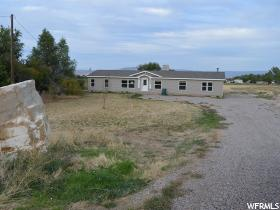 Home for sale at 3415 S 1500 East, Vernal, UT  84078. Listed at 130000 with 4 bedrooms, 2 bathrooms and 2,027 total square feet