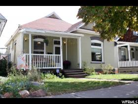Home for sale at 1841 S 500 East, Salt Lake City, UT 84105. Listed at 229500 with 3 bedrooms, 1 bathrooms and 1,078 total square feet