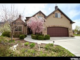 Home for sale at 4191 W Elk Cove Cir, Highland, UT 84003. Listed at 449000 with 3 bedrooms, 3 bathrooms and 4,005 total square feet