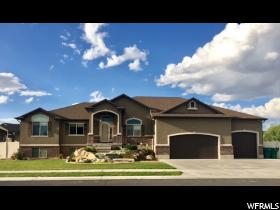 Home for sale at 4952 W 5000 South, Hooper, UT  84315. Listed at 400000 with 6 bedrooms, 4 bathrooms and 3,772 total square feet