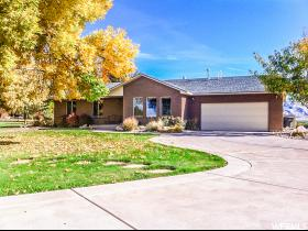 Home for sale at 9564 E 4000 South, Jensen, UT 84035. Listed at 400000 with 3 bedrooms, 2 bathrooms and 1,863 total square feet
