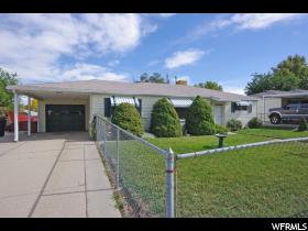 Home for sale at 4951 S 4900 West, Kearns, UT 84118. Listed at 184900 with 3 bedrooms, 2 bathrooms and 1,176 total square feet