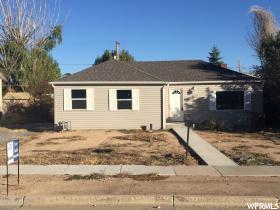 Home for sale at 221 E 200 North, Vernal, UT  84078. Listed at 154900 with 3 bedrooms, 2 bathrooms and 1,462 total square feet