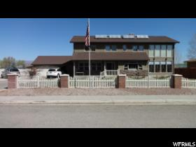 Home for sale at 2180 W 800 South, Vernal, UT  84078. Listed at 359000 with 5 bedrooms, 4 bathrooms and 4,410 total square feet
