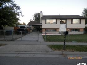 Home for sale at 6095 S Aquarius Dr, Kearns, UT 84118. Listed at 230000 with 4 bedrooms, 2 bathrooms and 1,860 total square feet