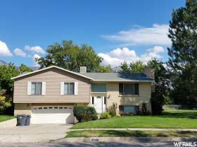 Home for sale at 10960 N 5920 West, Highland, UT 84003. Listed at 289900 with 4 bedrooms, 3 bathrooms and 2,032 total square feet