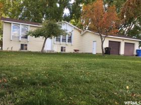 Home for sale at 1490 S 800 West, Lewiston, UT  84320. Listed at 175900 with 4 bedrooms, 2 bathrooms and 1,960 total square feet